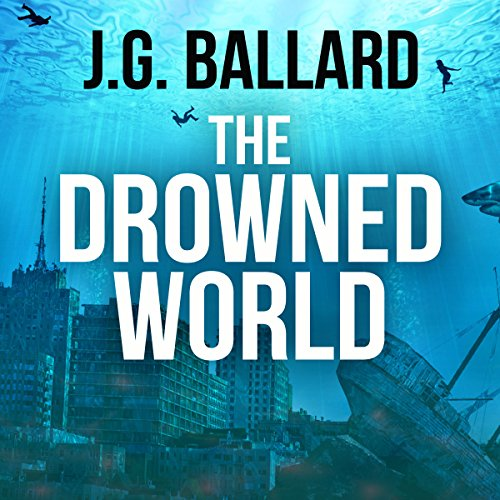 The Drowned World audiobook cover art