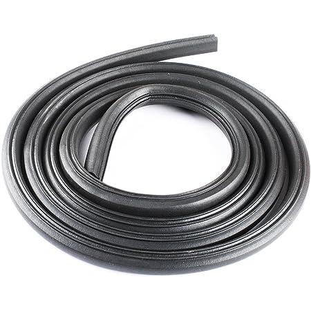Compatible with WPW10509257 Door Gasket W10509257 Dishwasher Door Gasket Replacement for Whirlpool DU810SWPT4