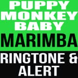 Puppy Monkey Baby Marimba Ringtone and Alert