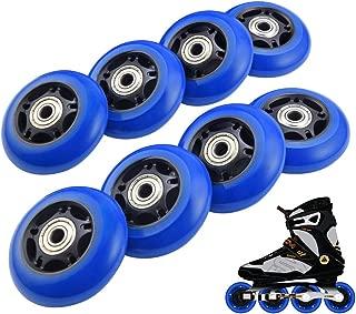 60mm inline wheels