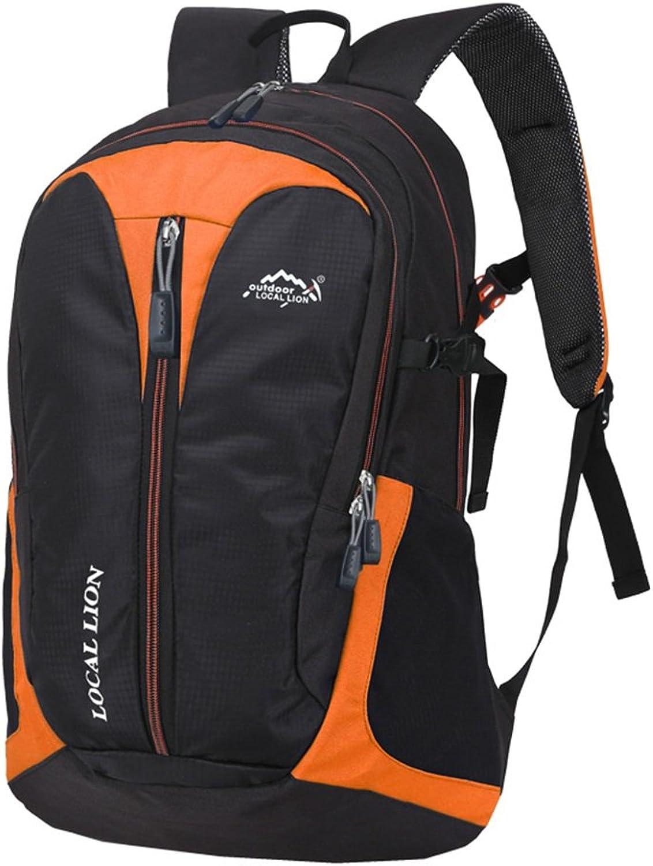 Unisex Backpack Hiking & Backpacking Pack Camping Hiking Climbing Traveling Waterproof Rain-Proof College Travel Rucksack Bag Daypack (color   3)