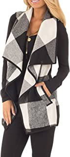 Best plaid kimono plus size Reviews