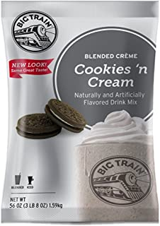 Best big train cookies and cream Reviews