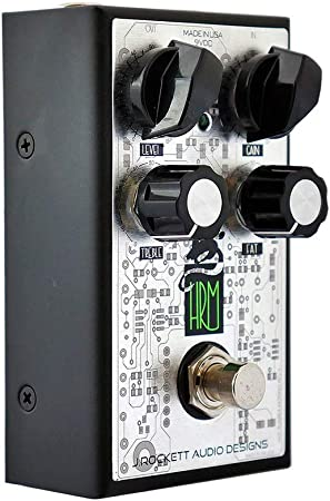 【国内正規品】 J. Rockett Audio Designs (JRAD) ギターエフェクター Hot Rubber Monkey (HRM) ホット・ラバー・モンキー オーバードライブ