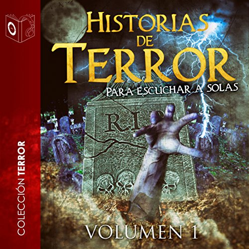 Historias de terror - I audiobook cover art