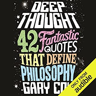 Deep Thought audiobook cover art