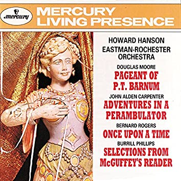 Howard Hanson Conducts - Moore/Carpenter/Rogers/Phillips