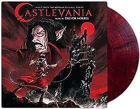 Castlevania-Netflix Original Series Exclusive Red and Black Starburst Vinyl
