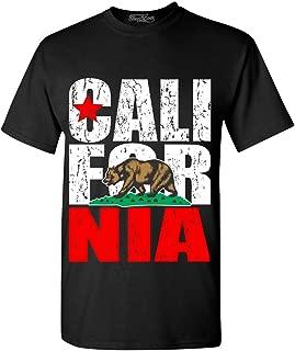 California State Flag Bear T-Shirt