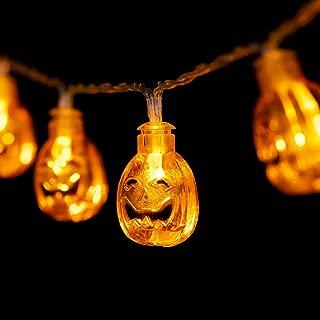 Best battery operated pumpkin lights Reviews