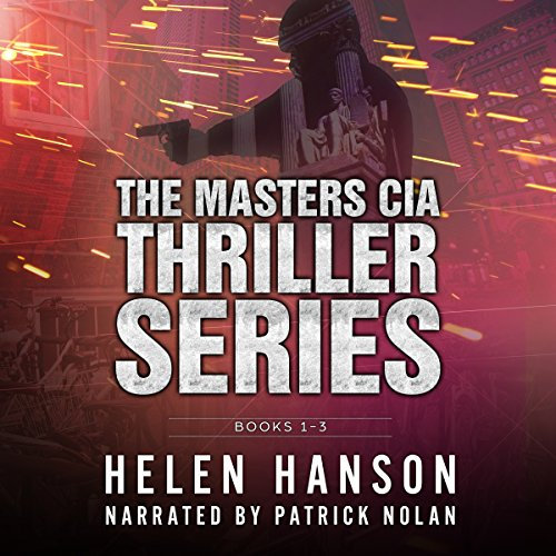 The Masters CIA Thriller Series audiobook cover art