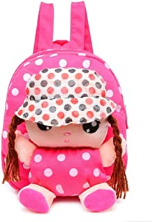 Polka Dot Hangbag for  Doll Fashion Bag Kids Toy  Doll Accessory^~^FDCA