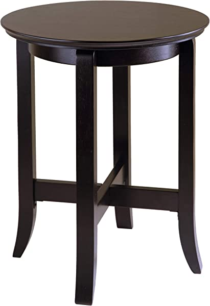 Winsome Wood 92019 Toby Occasional Table Espresso