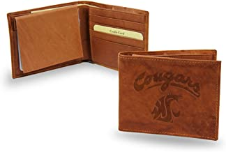 Rico College Washington State Embossed Billfold Wallet