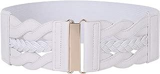 GRACE KARIN Women's Elastic Stretchy Belt Wide Waist Belt
