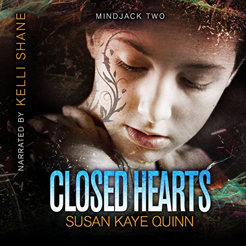 Closed Hearts: (Book Two in the Mindjack Trilogy) Titelbild