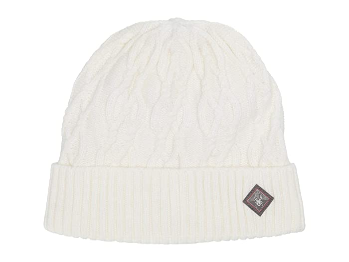 Cable Knit (White) Cold Weather Hats