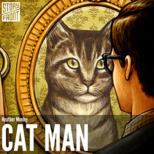Cat Man audiobook cover art