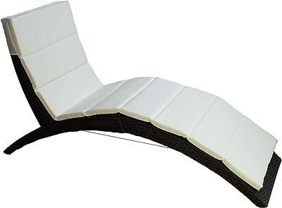 Amazon.com: Hanging chaise flotante silla hamaca con dosel ...