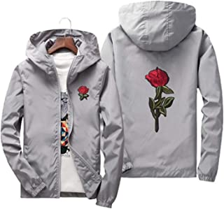 cc2a61e76ab George Gouge Fashion Casual Jacket Windbreaker Men Women Rose College  Jackets 8 Clolors