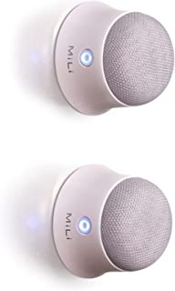 $49 » MiLi Magnetic Small Bluetooth Speaker, TWS Pairing with Stereo Sound & Louder Volume, Supports MagSafe iPhone 12/13, Mini ...