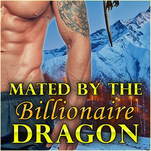 Mated by the Billionaire Dragon audiobook cover art