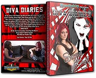 Diva Diaries with Saraya Knight DVD