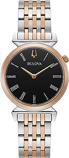Bulova 98L265 Women's Regatta Black Dial Bracelet Quartz Watch
