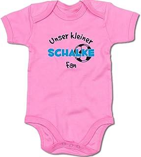 G-graphics Baby Body Unser Kleiner Schalke Fan 250.0480