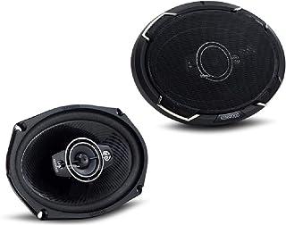 KENWOOD KFC PS6986 Coaxial Speakers, 4 Way, 6x9, 600W
