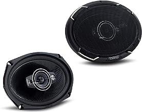 $69 » Sponsored Ad - Kenwood Kfc-PS6986-6 X9 4 Way Shelf Speakers 600 Watts