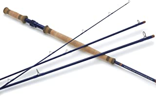 ((6 wt., 3.4m, 4 pc), As Shown) - TFO Deer Creek Series Switch Fly Fishing Rods