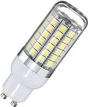 SGJFZD GU10 6W 69 SMD 5050 LED Warm White Natural White Cover Corn Bulb AC220V (Color : Warm White)