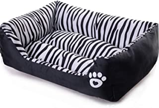 Old street Dog Kennel Soft Dog Beds Puppy Cat Bed Pet House for Small Medium Dog Pad Winter Warm Pet Cushionnimals House