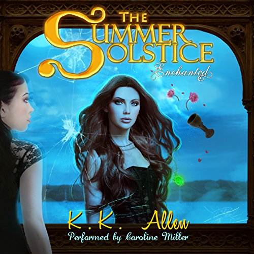 The Summer Solstice audiobook cover art