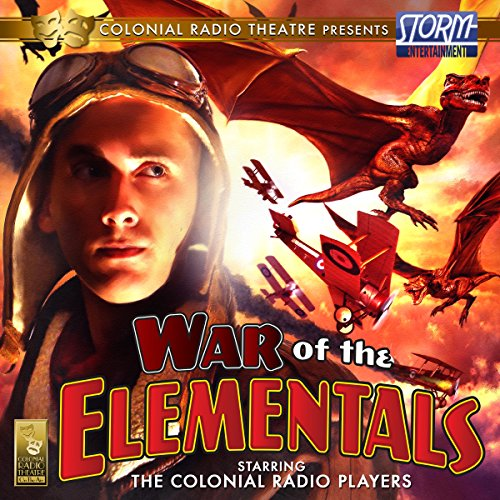 War of the Elementals audiobook cover art