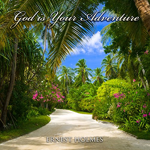 God Is Your Adventure audiobook cover art
