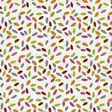 Baumwollstoff | Konfetti - rosa, rot, Anis grün und grau |