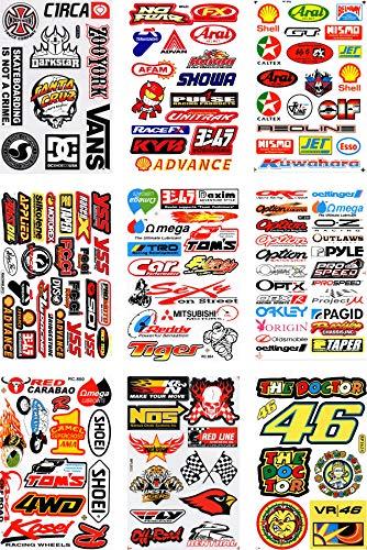 SUPERSTICKI Polestar Sponsor Aufkleber T/ürschweller ca 20 cm Tuning Racing Rennsport Motorsport Deko Rennen aus Hochleistungsfolie A