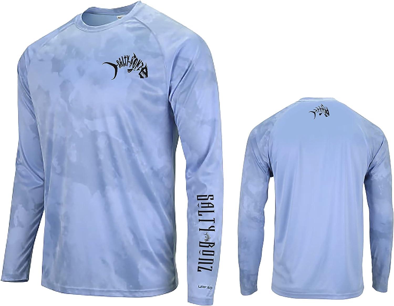 Salty Brand Cheap Sale Venue Bonz Cabo Long Sleeve Moisture Shirt T- cheap Fishing Wicking wi