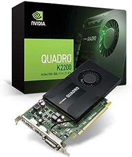 ELSA NVIDIA Quadro K2200搭載 プロフェッショナルグラフィックスボード メモリ4GB EQK2200-4GER