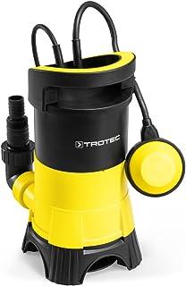 TROTEC Bomba Sumergible para Agua residuales TWP 4025 E (0,4