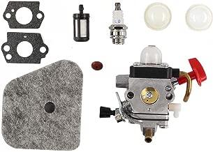 MOTOKU Carburetor Air Filter Carb For Stihl FS87 FS90 FS100 FS100R FS110 FS110R FR130T FS130 FS130R HL100 HL100K Hedge String Trimmer
