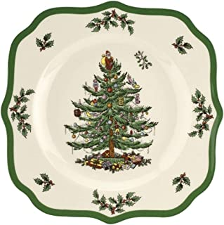 Best square christmas salad plates Reviews