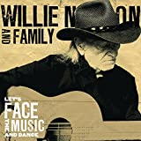 "album cover: Willie Nelson: ""Let's Face the Music and Dance"""