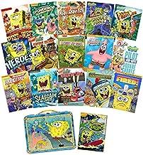 Ultimate Spongebob Squarepants 16-DVD Nickelodeon Mega-Set Collection + Bonus Lunchbox