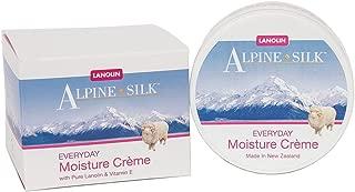 Alpine Silk New Zealand Lanolin Cream (100 gr/3.52 oz)