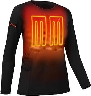ActionHeat - Women's Heated Base Layer Shirt - Battery Heating Technology