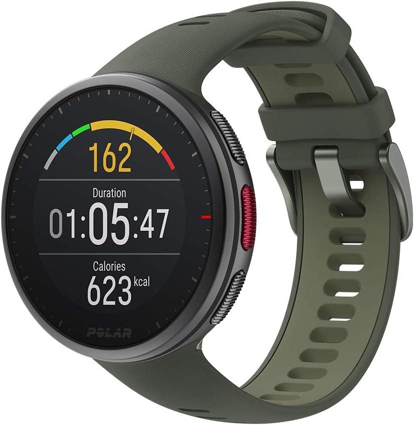 Polar Vantage V2 GPS Montre Connect/ée Running et Triathlon Premium