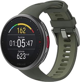 Polar Vantage V2 – Premium multisport smartklocka med GPS, handledsbaserad pulsmätning för löpning, simning, styrketräning...